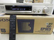SONY  SDP-EP9ES  Surround Processor RF-Ac3 Laser Disc