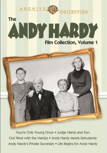 ANDY HARDY COLLECTION 1 (6P...-Andy Hardy Film Collection - (US IMPORT) DVD NEW