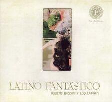 Latino Fantastico / Rubens BASSINI / (1 CD) / NEUF