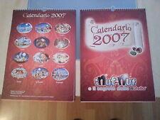 Calendario 2007 nutella Ferrero Italien