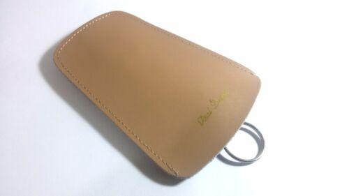 En cuir contrecollé Bell KEY CASE//En Cuir Contrecollé Bell Clé Porte-clé//Support//keywallet
