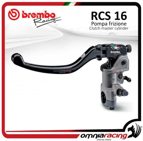 Brembo Racing bomba embrague ajustable radial RCS PR 16X16-18 16RCS