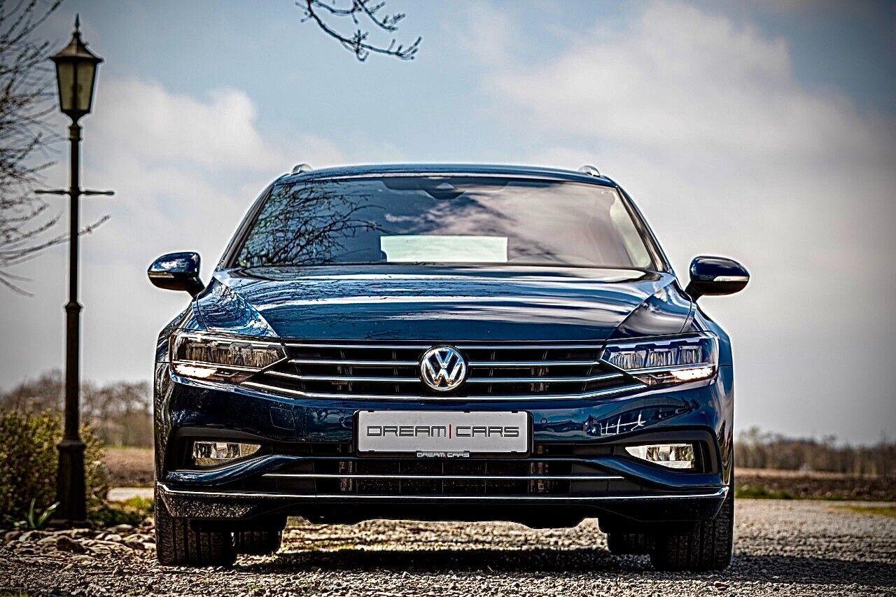 VW Passat 1,5 TSi 150 Elegance+ Variant DSG 5d - 354.900 kr.