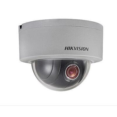 Hikvision DS-2DE3304W-DE 3MP DWDR Network P&P Mini PTZ Dome Camera POE IP66 4X