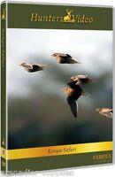 Kenya Safari Hunters Video Hunting Dvd