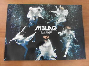 MBLAQ-Blaq-Style-OFFICIAL-POSTER-NEW-K-POP