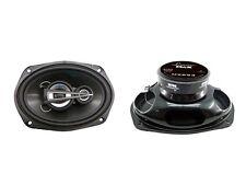 "NEW LANZAR MX693 Max Series 6x9"" 600 Watts 3 Way Triaxial Car Speakers Pair"