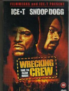 DVD-WRECKING-CREW-TIME-TO-CLEAN-HOUSE-ICE-T-amp-SNOOP-DOGG-NL-europe-ZONE-2