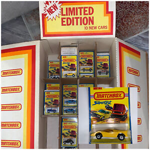 Matchbox Superfast Original Blister Pulled From Store Display IX Flamin Manta NM