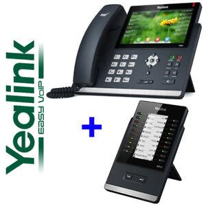 EBay Sponsored Yealink T46S Ultraelegant Gigabit IP Phone
