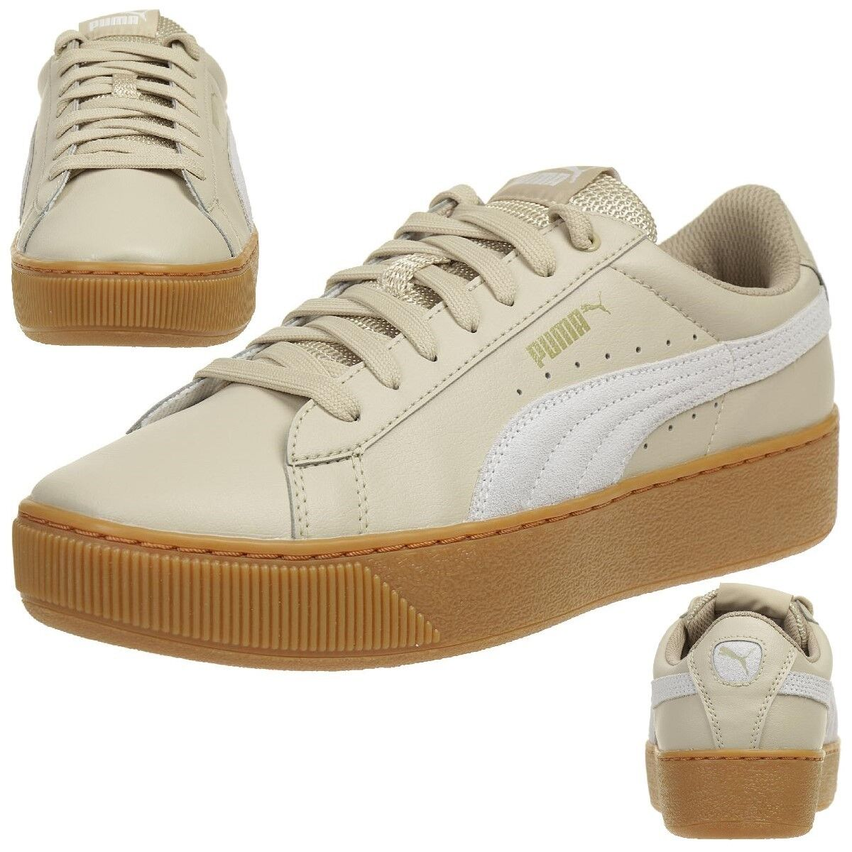 Zapatos de mujer zapatilla de deporte 364893 PUMA Vikky plataforma L 364893 deporte 03 8af24a