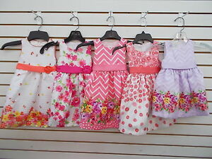 Dresses Clothing, Shoes & Accessories American Princess 4t Pink Floral Dress Nwot