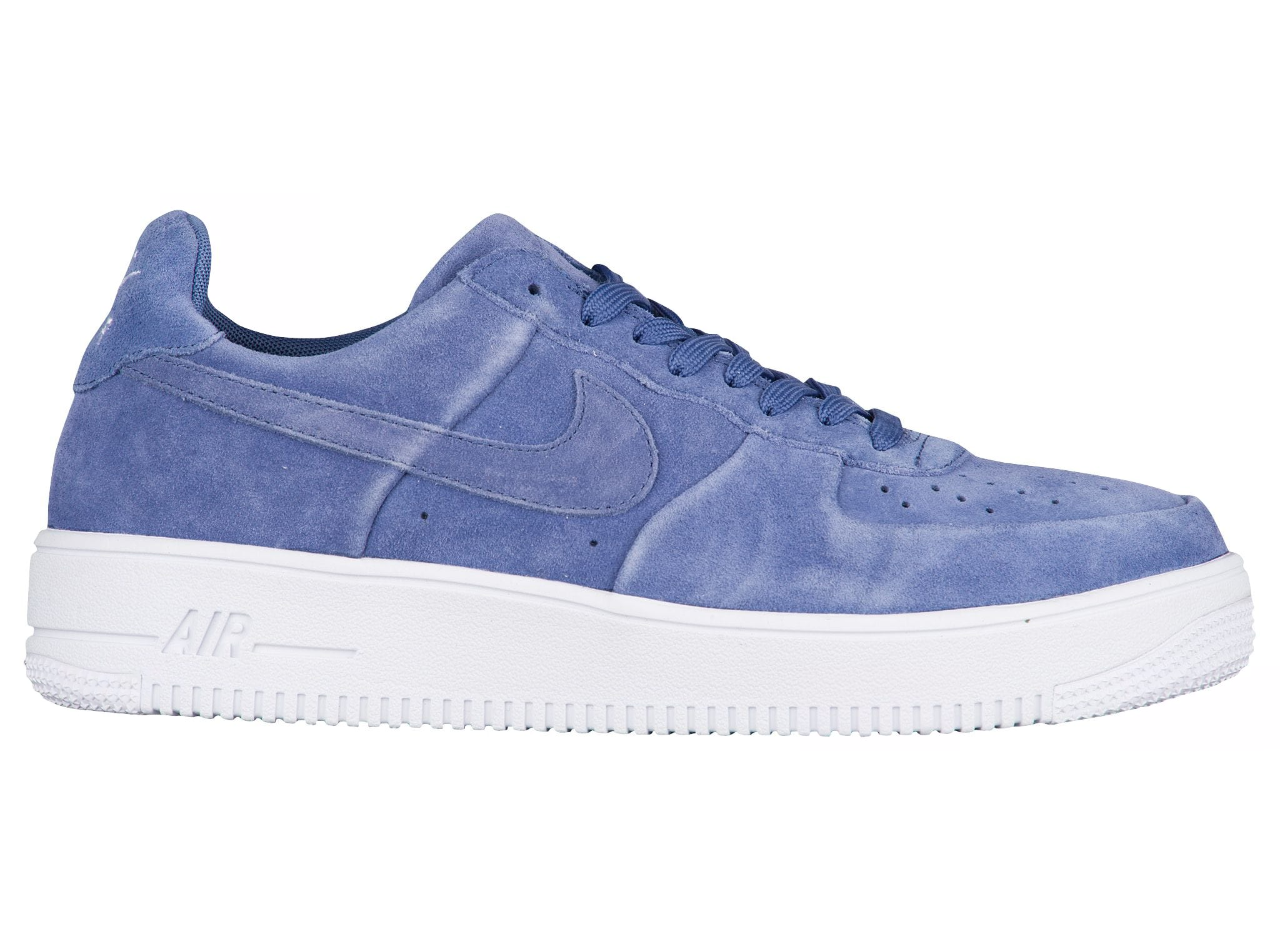 nike air force 1 - ultraforce fc - männer - 1 schuh - blue moon / blue moon / white 80cb7a