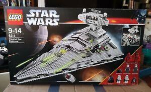 LEGO-Star-Wars-6211-Imperial-Star-Destroyer-New-Rare-Set-BNISB-Darth-vader