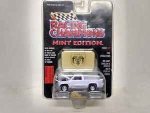 Racing-Champions-Menta-Edicion-1996Dodge-Ram-Ejemplar-27-1-61-Escala-de-Metal