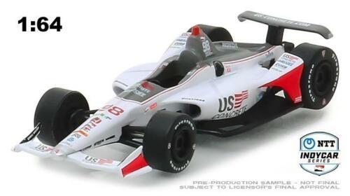GREENLIGHT 10843  #98 Marco Andretti Andretti Autosport DIECAST INDY CAR 1:64