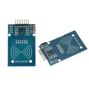 13.56MHz RFID module for arduino mf rc522 rc-522 reader writer card modulekq