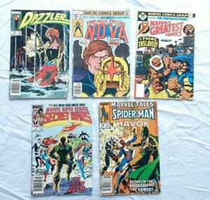 Dazzler-36-CPV-Nova-21-Secret-Wars-11-CPV-Marvel-Tales-205-more