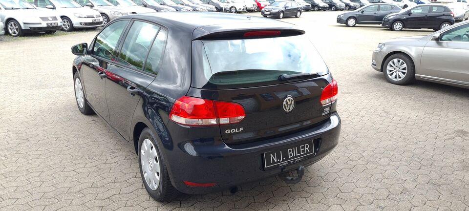 VW Golf Plus 1,2 TSi 105 Match BMT Benzin modelår 2012 km