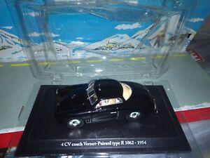 ELIGOR-1-43-4CV-COACH-VERNET-PAIRARD-TYPE-R-1062-DE-1954-NEUF-EN-BOITE