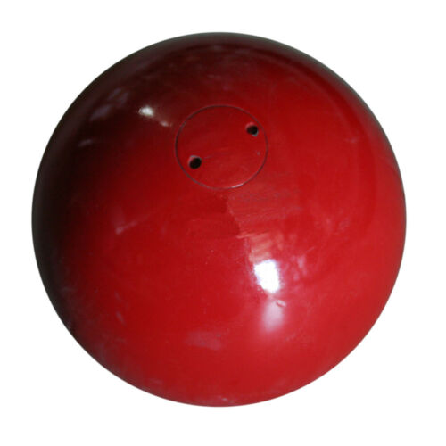 Amber Athletic Gear Precision Turned Iron Shot put