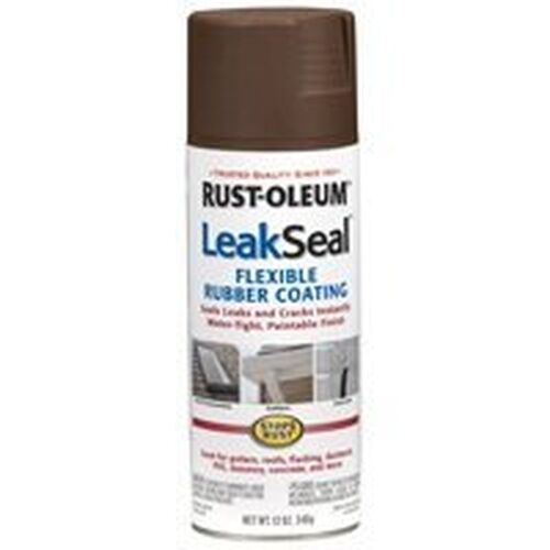 new rust oleum 267976 brown 12oz spray