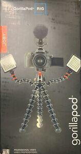 JOBY-GorillaPod-RIG-5K-Flexible-Tripod-Kit-New