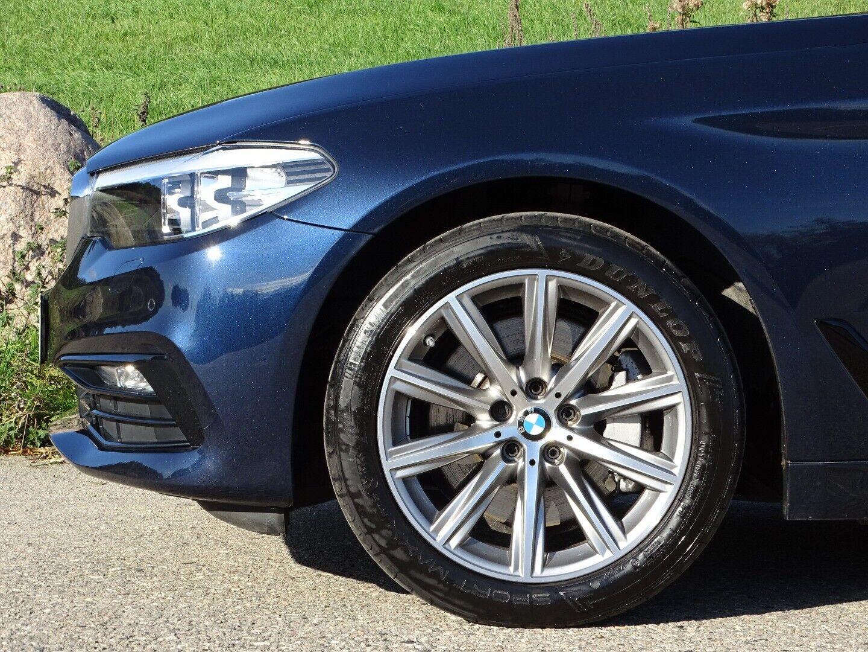 BMW 530i 2,0 aut. - billede 5