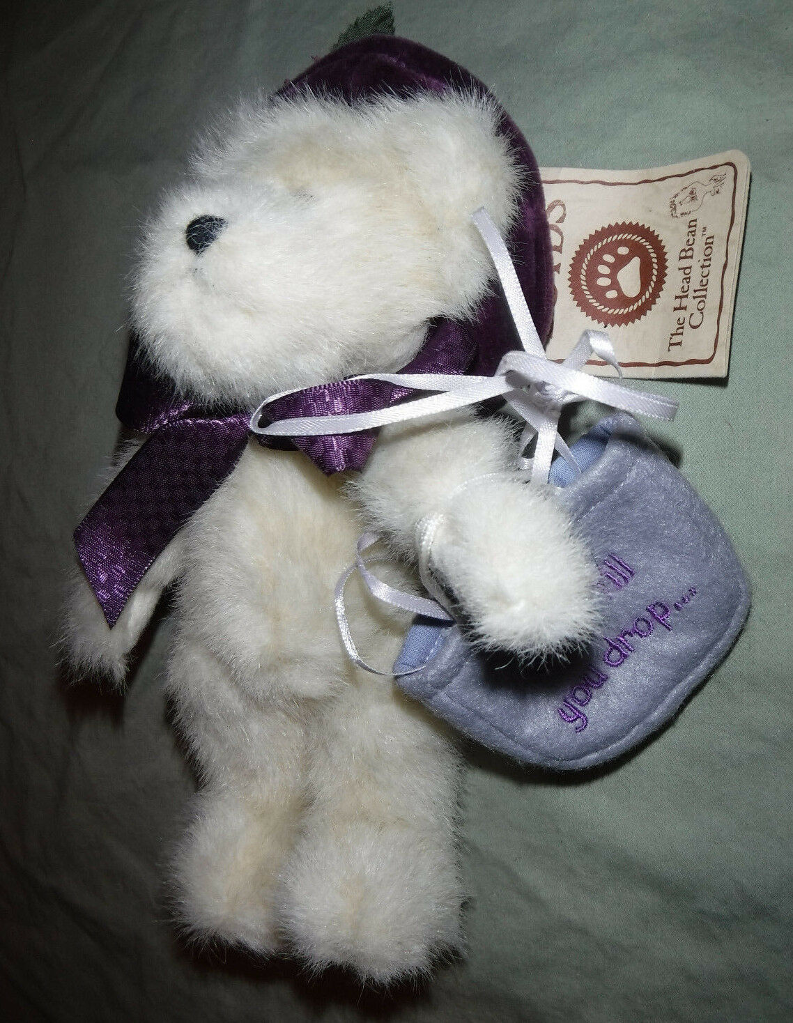 Ineeda Bargain Boyds Bear Shop to You Drop 9  Plush Soft Toy Stuffed Animal