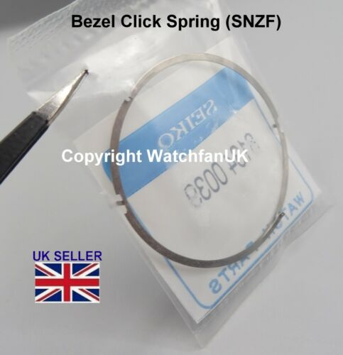 Seiko 81340039 Bezel Click Spring For 7S36-03C0 4R36-00N0 #32