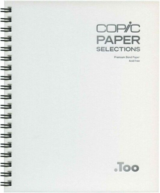 Two Too Copic 75026600 Sketchbook S A5 Pack of 1