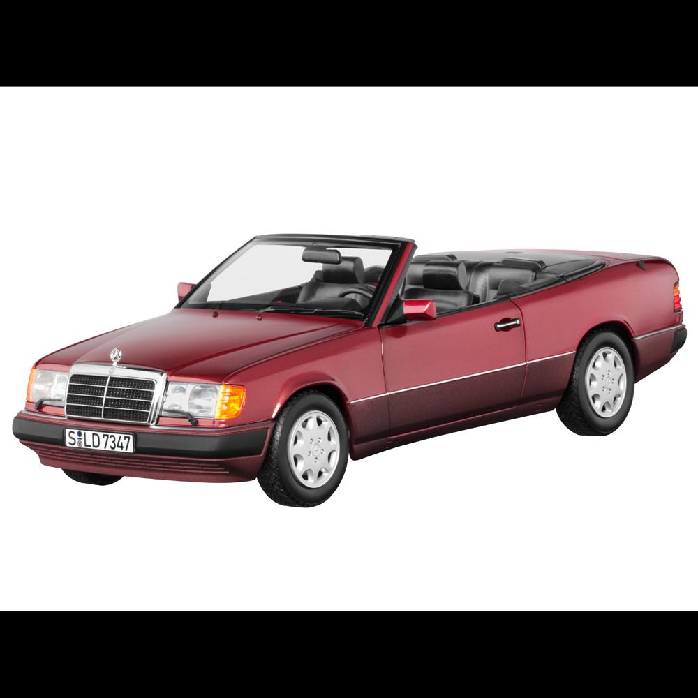 MERCEDES BENZ W 124-E 300 Ce 24 v Cabriolet 1992  Almadinrouge 1 18 Nouveau neuf dans sa boîte  designer en ligne