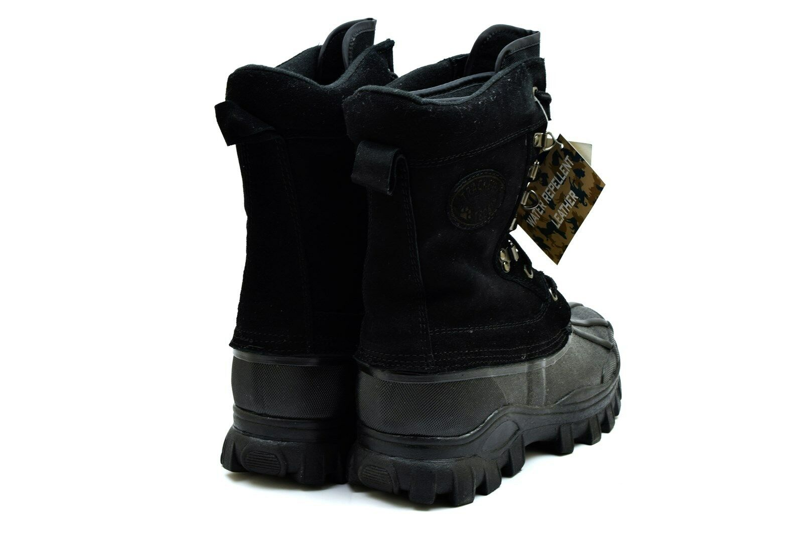 Ladies Tracker Tecs High Performance Hunting Hunting Hunting Outdoor Boots Black Size 8 NEW 038473