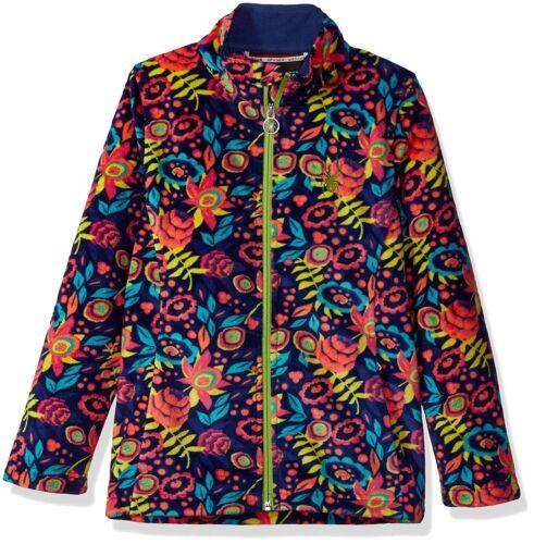 10//12 Girls NWT Spyder Girl/'s Celeste Fleece Jacket Size M