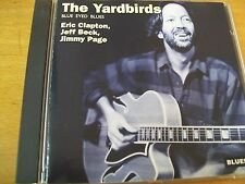 THE YARDBIRDS BLUE EYED BLUES CD MINT-  CLAPTON BECK PAGE