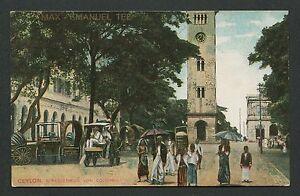 Clever Bayern 1916 Ceylon Max-emanuell Tee Ostermaier MÜnchen K.b Hoflieferant D3208 StäRkung Von Sehnen Und Knochen Ansichtskarten