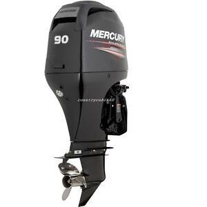 mercury outboard 75 90hp 4 stroke oem factory shop repair manual rh ebay com mercury 90 hp elpto manual mercury 90 hp service manual pdf