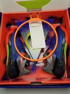 Nike Zoom Kevin Durant KD IV 4 NERF 517408-400 Size 11.5 Authentic ... eab8368c1