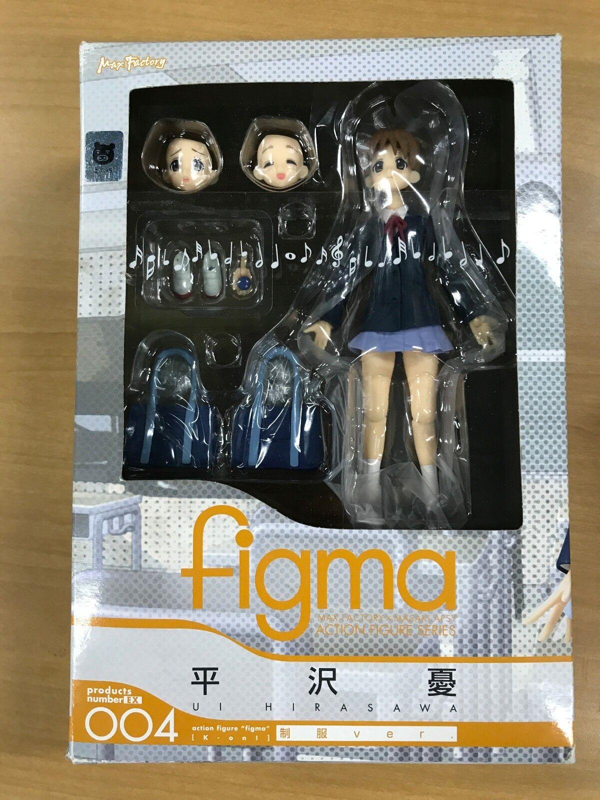 Max Factory K-ON  Ui Hirasawa Figma Action Figure