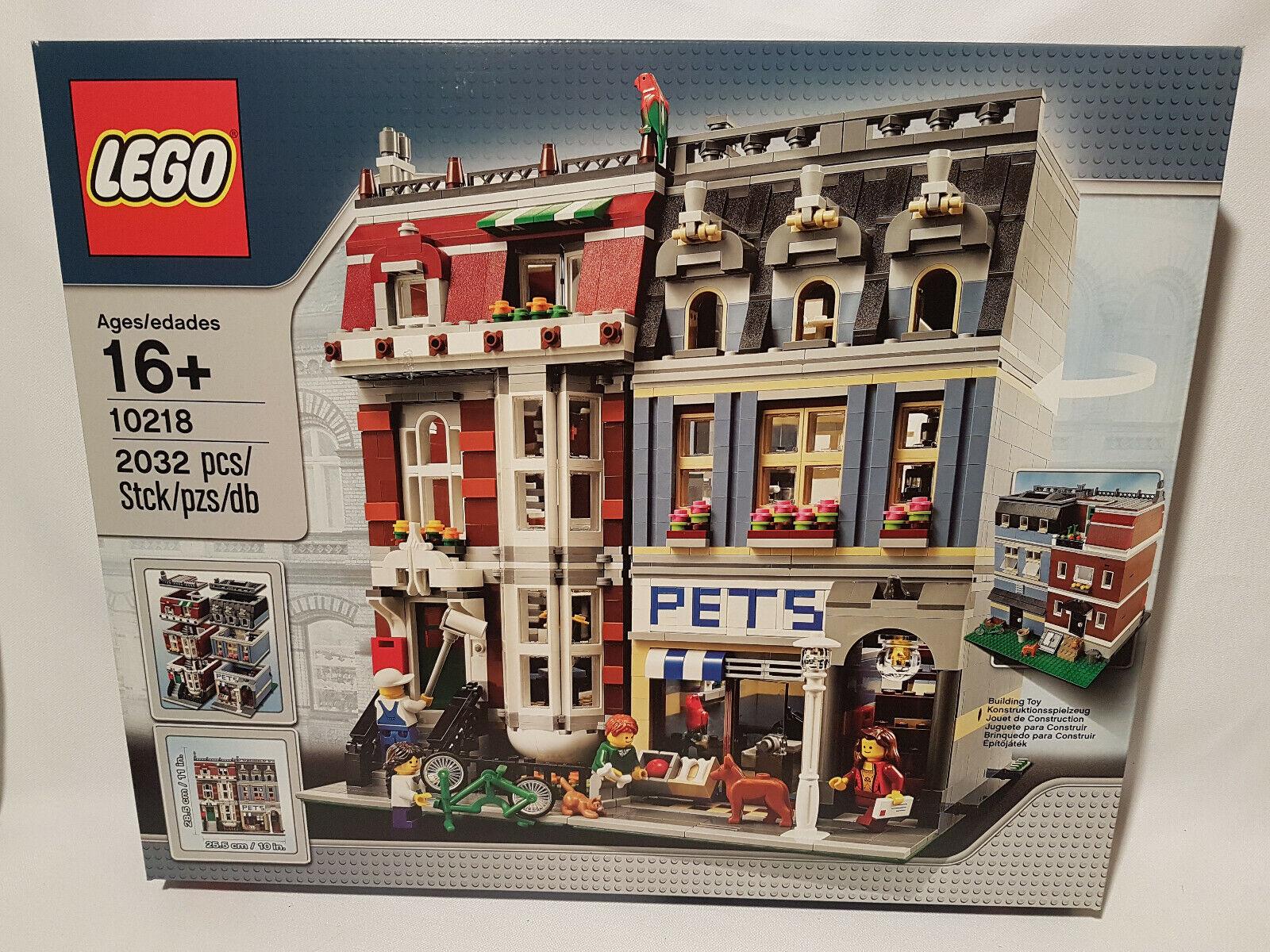 LEGO 10218  CREATOR L'Animalerie NEUVE SCELLEE  fino al 42% di sconto