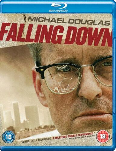 Falling Down [BLU-RAY] [Region B] [Blu-ray] - DVD - Free Shipping. - New