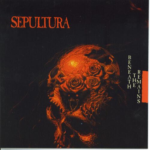 SEPULTURA - Beneath The Remains Art Print Poster 12 x 12