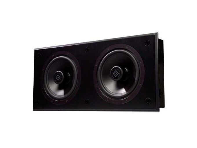 Induction Dynamics SW4.iw Dual 10in In-Wall Subwoofer 27 - 150 Hz