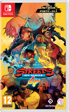 Streets of Rage 4 Switch Neuf sous blister
