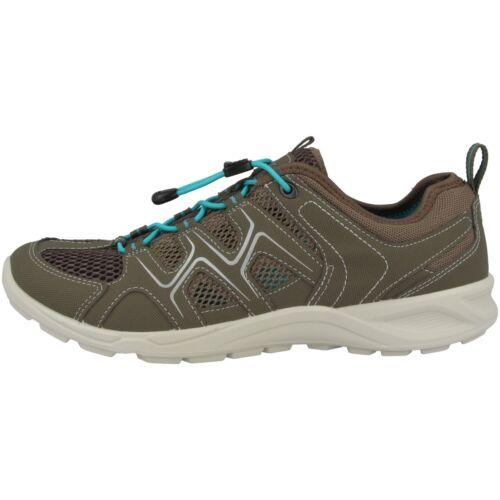 Ecco Terracruise LT Ladies Trekking Outdoor Chaussure Sneaker Chaud Grey 825773-58440