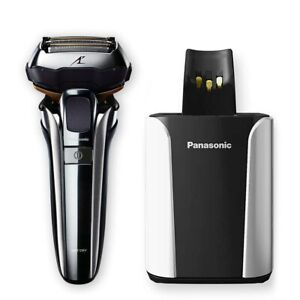 Panasonic 5-Blade 5D Rechargeable Shaver with Multi-Flex 5D Head and Clean & Cha