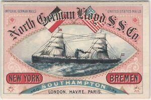 1880-North-German-Lloyd-Steamship-Company-Pictorial-Pin-Holder-Folder-Maritime