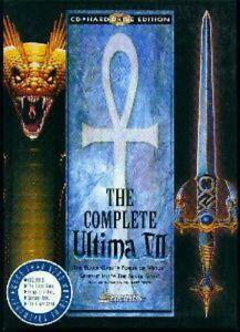 Ultima-VII-Silber-Samen-Forge-of-Virtue-1Clk-Windows-10-8-7-Vista-XP-installieren