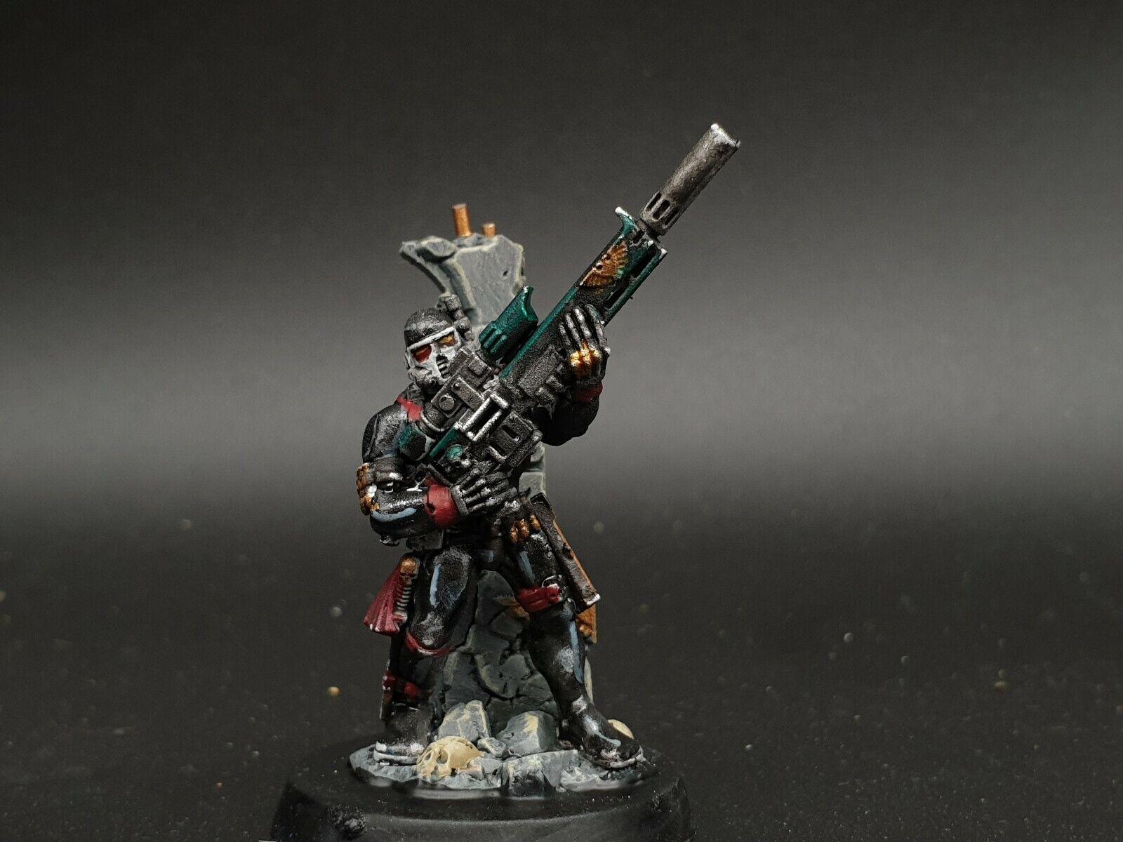 Pro painted warhammer 40k Vindicare assassin assassin assassin made to order pro painted afe
