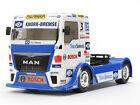 Tamiya Team Hahn Man TGS RC Electric 1/10th 4wd Truck Kit 58632